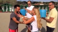 Nek Federica Panicucci Ice Bucket Challenge video su YouTube Nekofficial