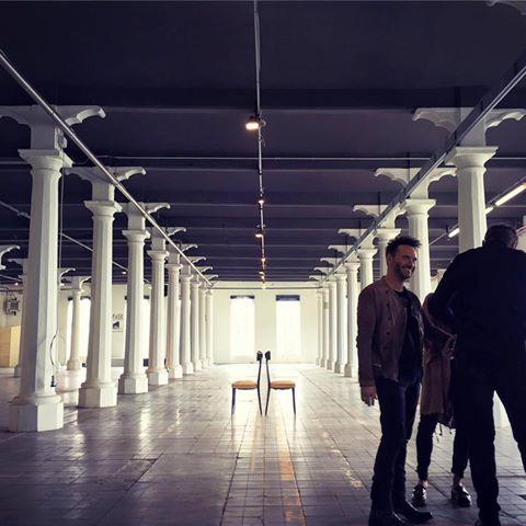 Sul set del nuovo videoclip