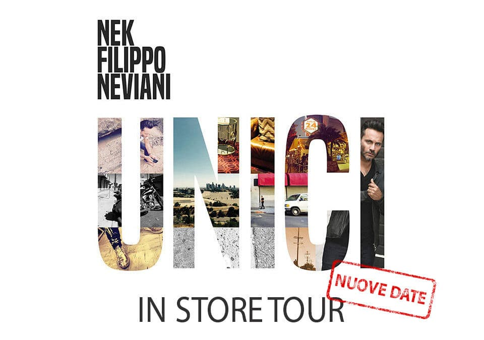 Nek In Store – UPDATED!