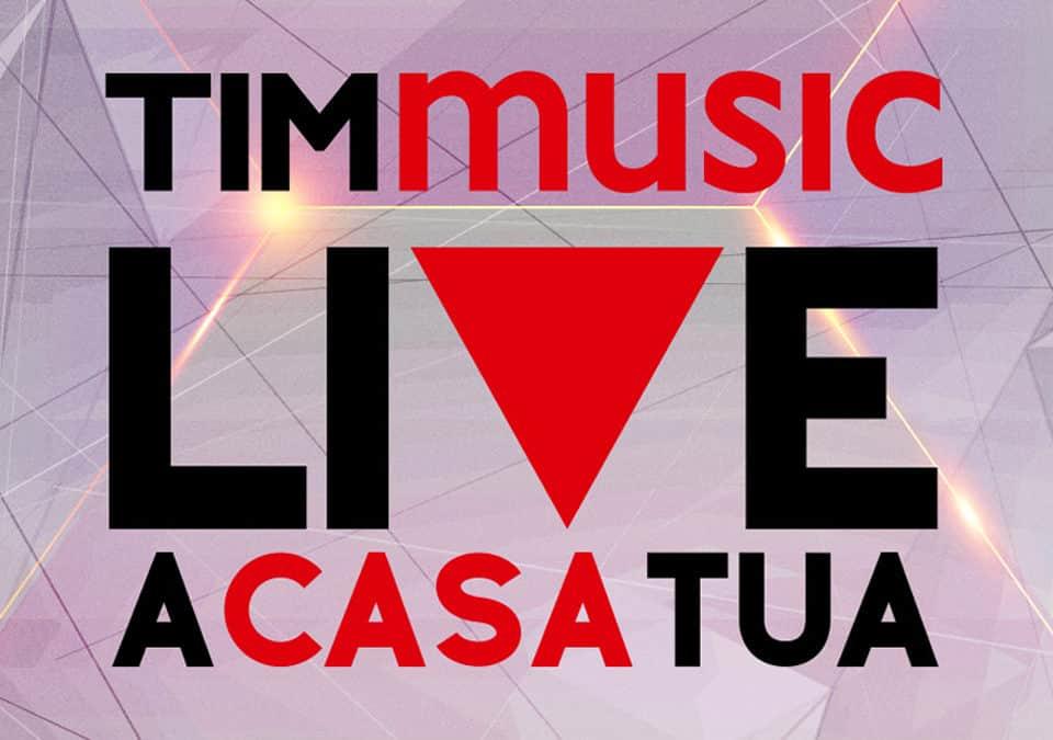 Live a casa tua – Tim Music