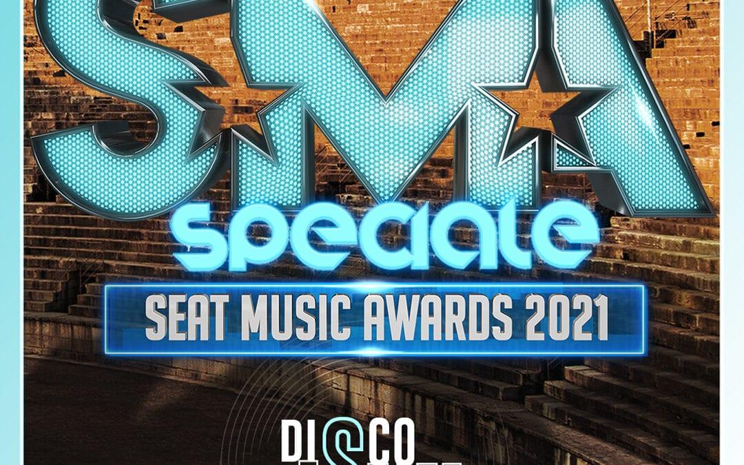 SEAT MUSIC AWARDS 2021